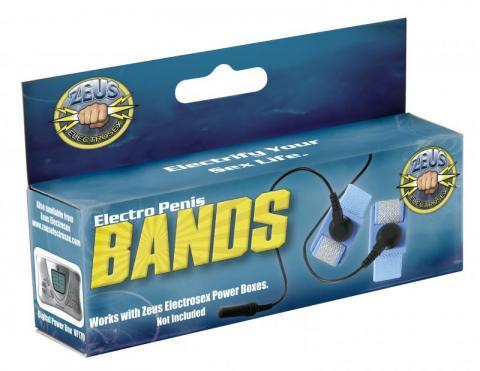 Zeus Electrosex Penis Bands