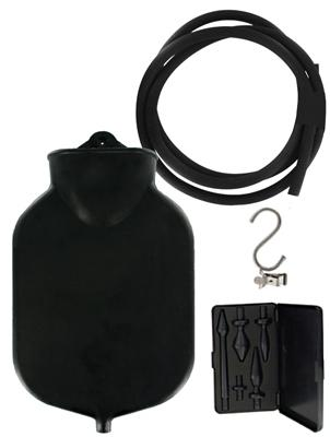 Deluge Deluxe Black Enema Set