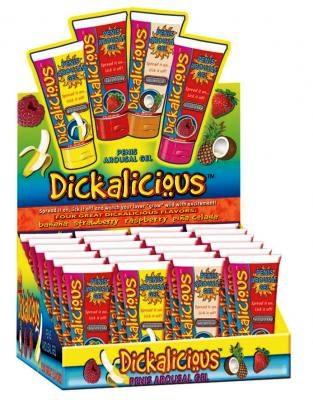 Dickalicious Display 24 pc.