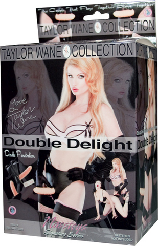 Taylor Wane's Double Delight