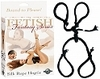 Fetish Fantasy Silk Rope Hogtie 2138-00thmb