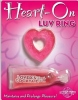 Heart Shaped Luv Ring Pink 2204-11thmb