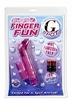 Finger Fun G-Spot - Purple 2559-12thmb