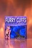 Fur Handcuffs - Blue 3804-14thmb