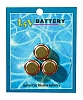Watch Battery 3pc Card
