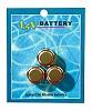 Watch Battery 3pc Card