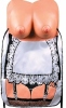 French Maid Apron 5078-01thmb