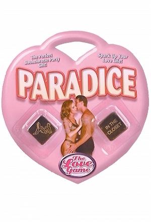 Paradice - Erotic Dice