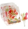 Edible Gummy Pecker Pops (60/Bowl) 7502-99thmb