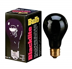 75 watt Blacklite Bulb Extras PD8482-00