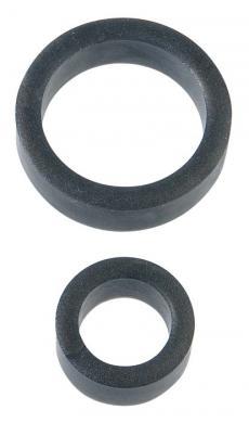 The C Rings Black
