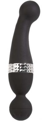 Rock Star Vibes Janis Black Silicone