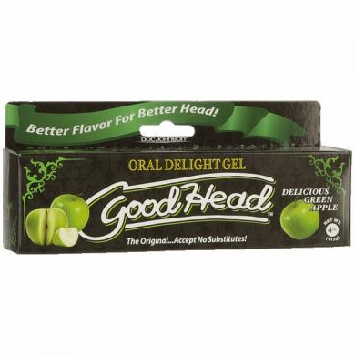 Goodhead Oral Delight Gel Green Apple