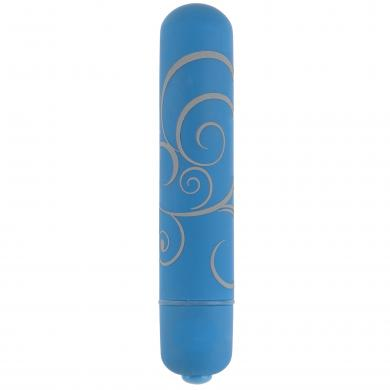 Mood Powerful Blue Small Bullet Vibrator