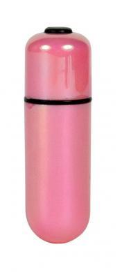 Doc Johnson Reserve Candy Mini Bullet Vibrator Pink