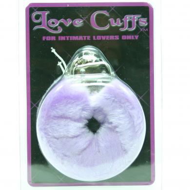 Love Cuffs Plush Lavender