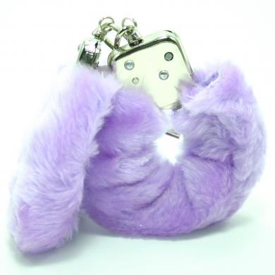 Love Cuffs Plush Lavender