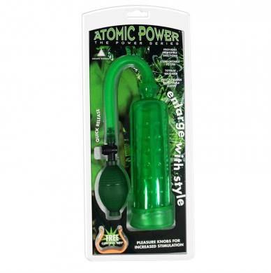 Atomic Power Pump