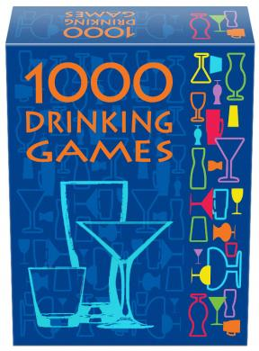 1000 Drinking Games Extras KHEBGD96
