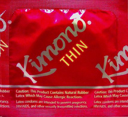 Kimono Microthin 3Pk