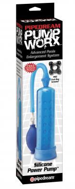 Pump Worx Silicone Pump Blue