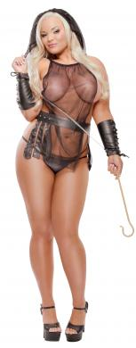 Fetish Fantasy Lingerie Pharaohs Slave Queen