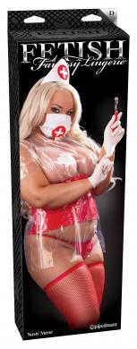 Fetish Fantasy Nasty Nurse Diva