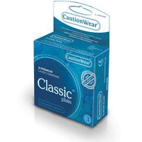 Classic Lubricated Condoms 3Pk Extras RCW03CL