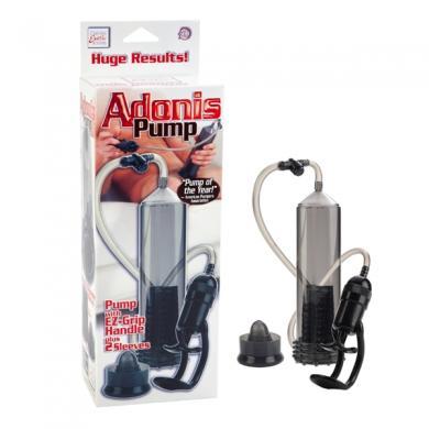 Adonis Penis Pump Black