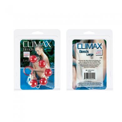 Climax Beads Large Assorted Colors