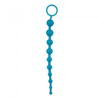 Shanes World Advanced Anal 101 Beads-Blue