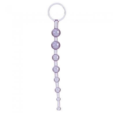 Shanes World 101 Intro Anal Beads 7.5 Inch - Purple