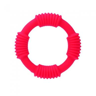 Silicone Ring Hercules- Red