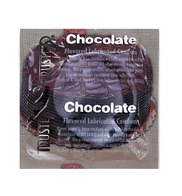 Chocolate Flavored Condom 3 pack