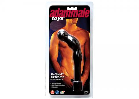 Adam male p-spot extreme prostate vibe