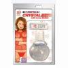 Crystal Stroker W/ Love Bullet 8480-6thmb