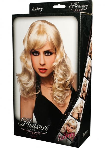 Aubrey Wig Platinum Blonde