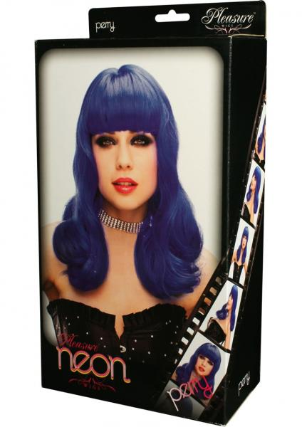 Perry Wig Blue