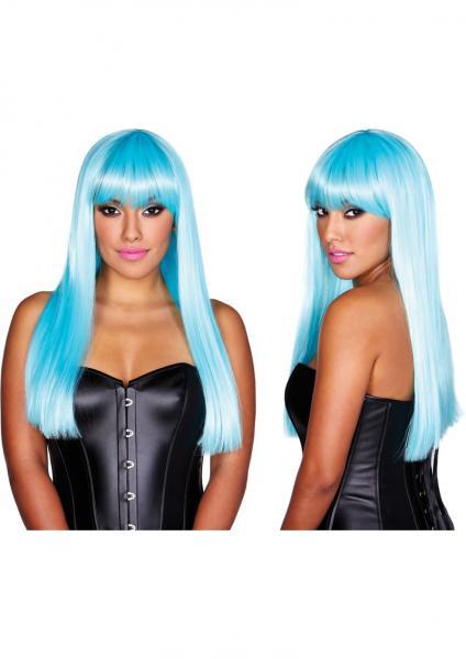 Star Blue Wig