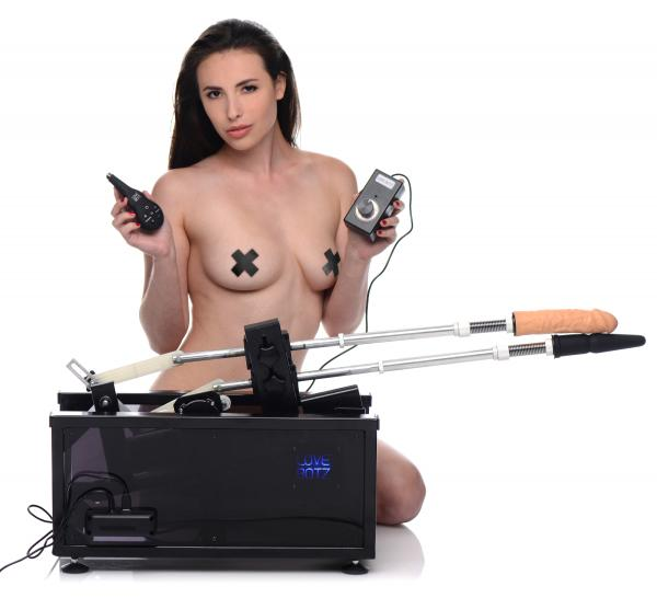 Lovebotz Athenas Ultimate DP Sex Machine