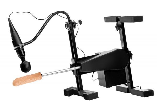 Deluxe Versa Fuk Supercharged Sex Machine Kit